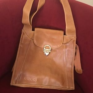 Vintage Gucci hand bag